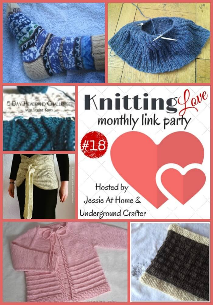Knitting Love Link Party #18