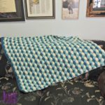 Shell Stitch Baby Blanket free crochet pattern by Jessie At Home - 1