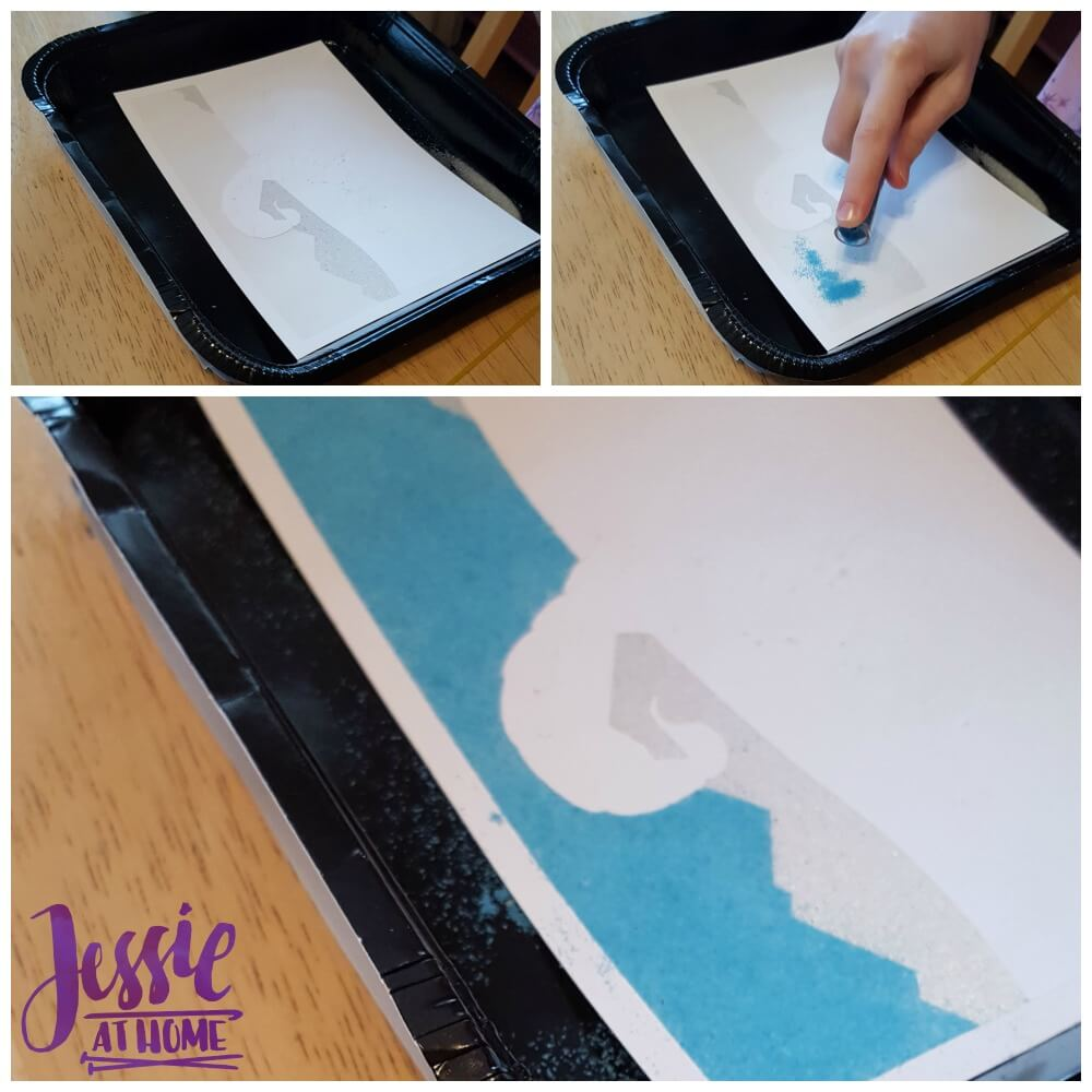 ArtiSands How To on Jessie At Home