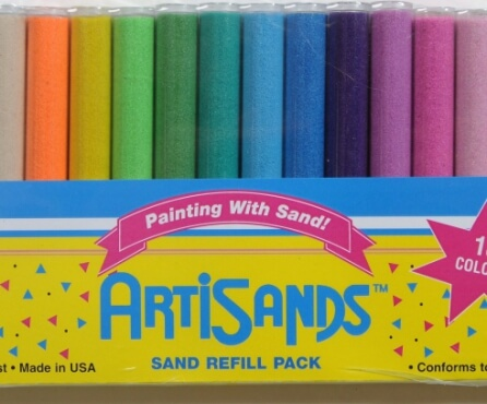 ArtiSands sand refills