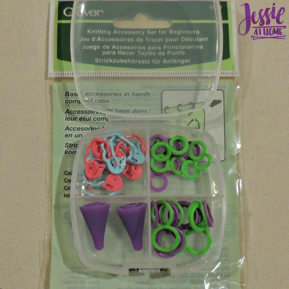 Clover Knitting kit