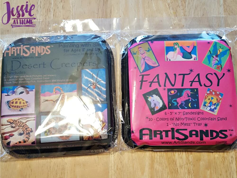 Cool kits from ArtiSands!