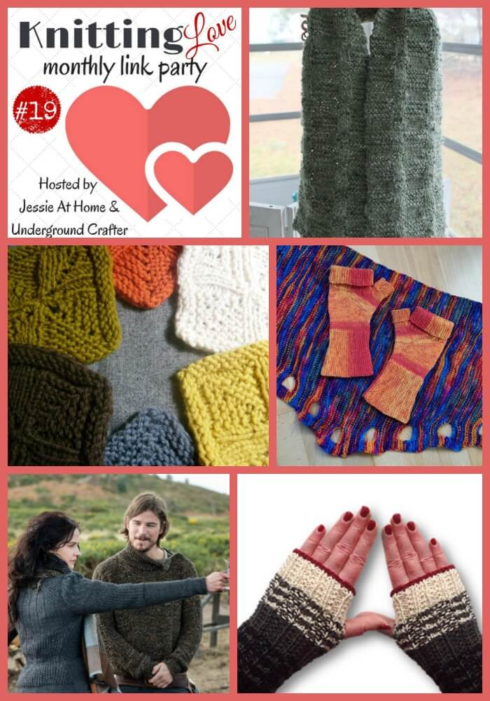 Knitting Love Link Party #19