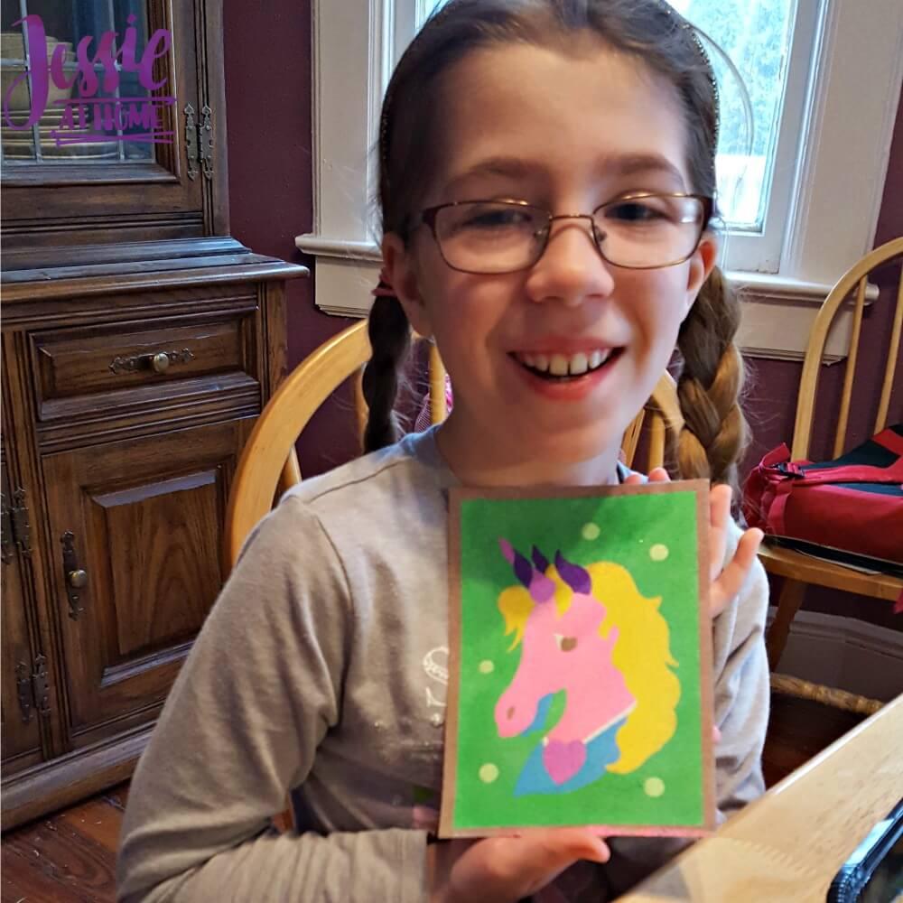 Kyla's ArtiSands Unicorn