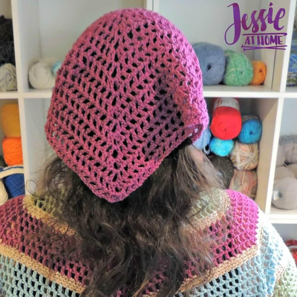 Spring Kerchief Jessie At Home