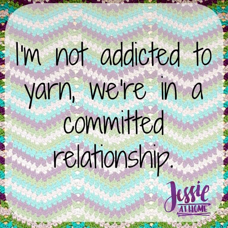 Committed to yarn