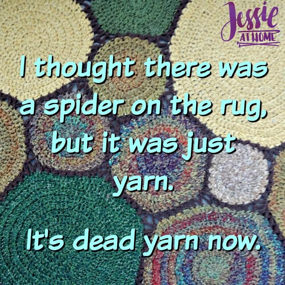 dead yarn
