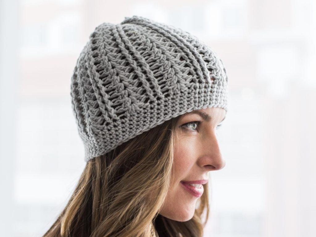 Beautiful Things Hat Craftsy Crochet Kit