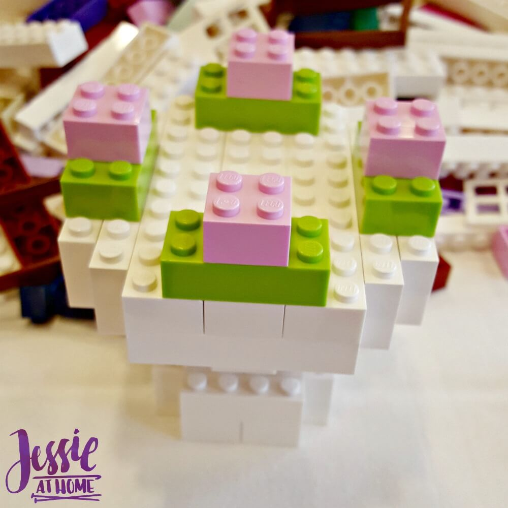 My Lego Cupcake Holder