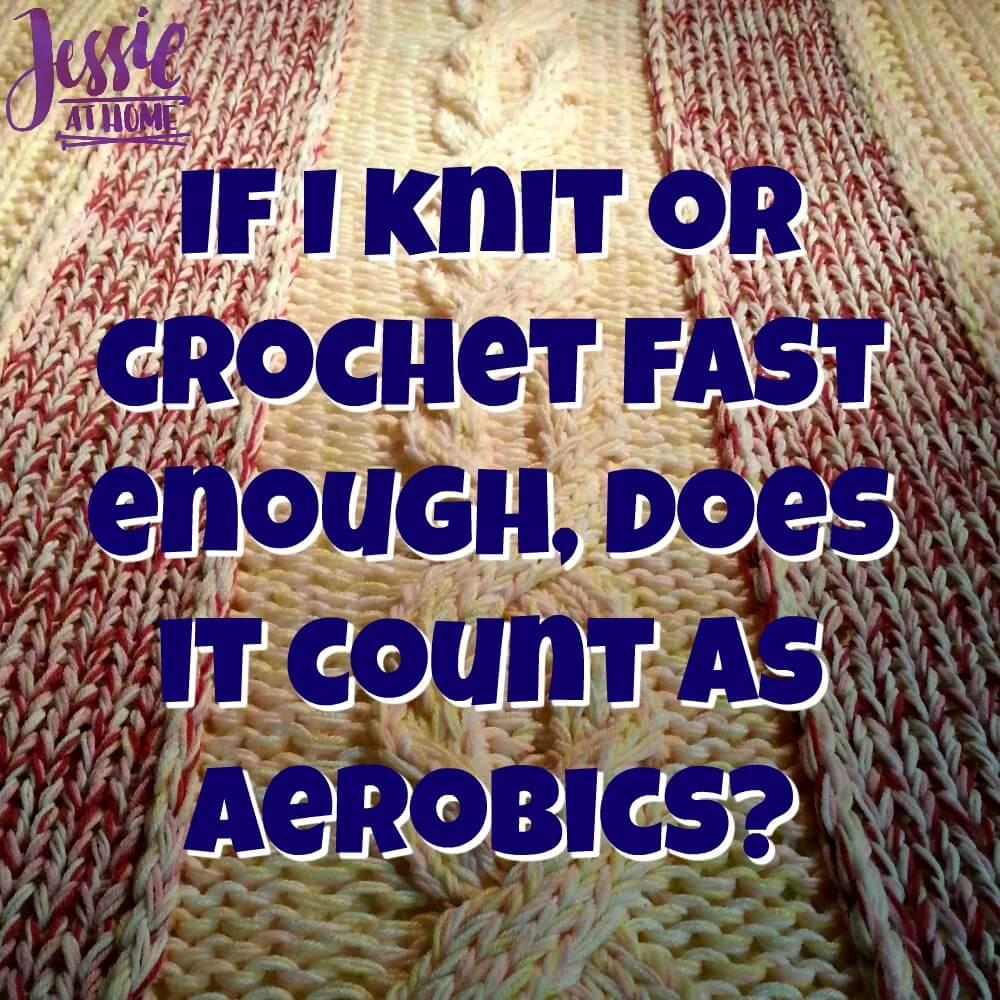 Stitching Aerobics