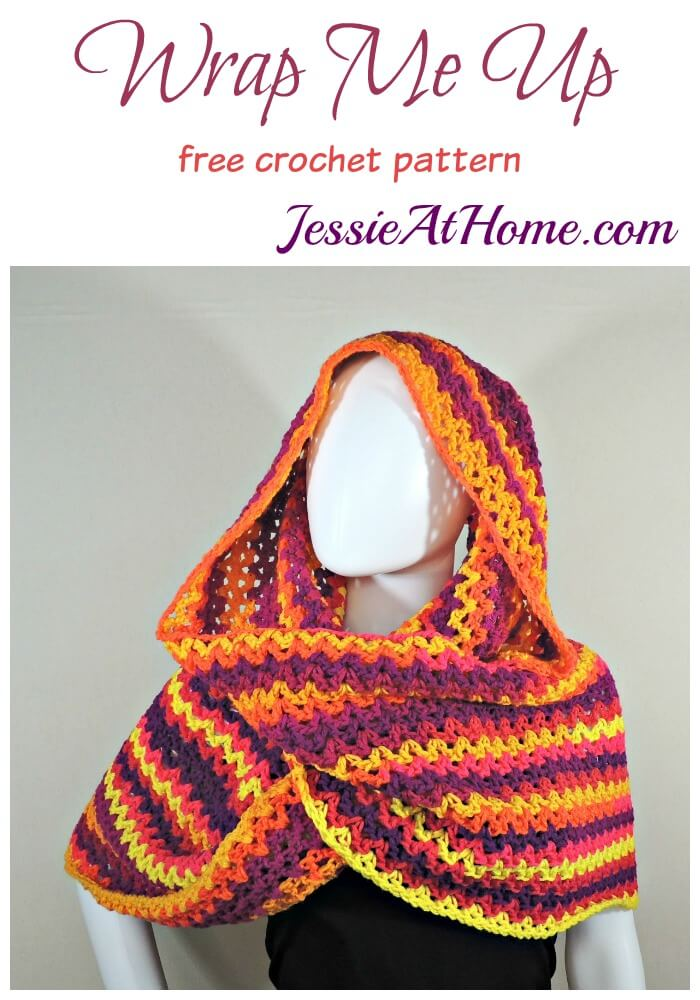 Wrap Me Up free crochet pattern by Jessie At Home
