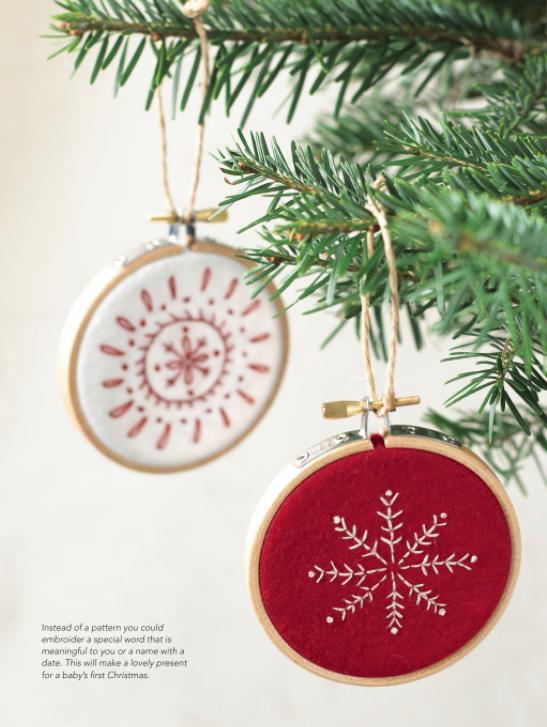 Felt Christmas Decorations ornaments