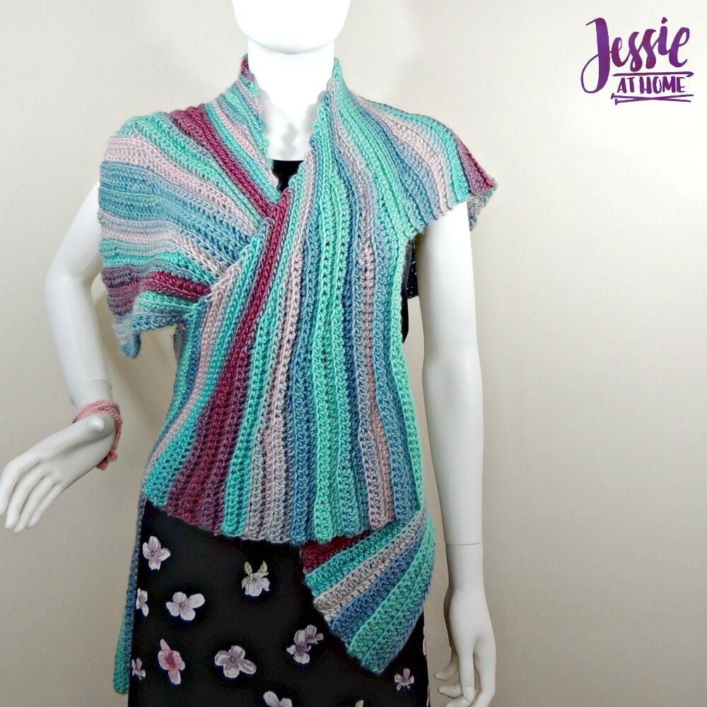 Slide - crochet pattern by Jessie At Home - 2