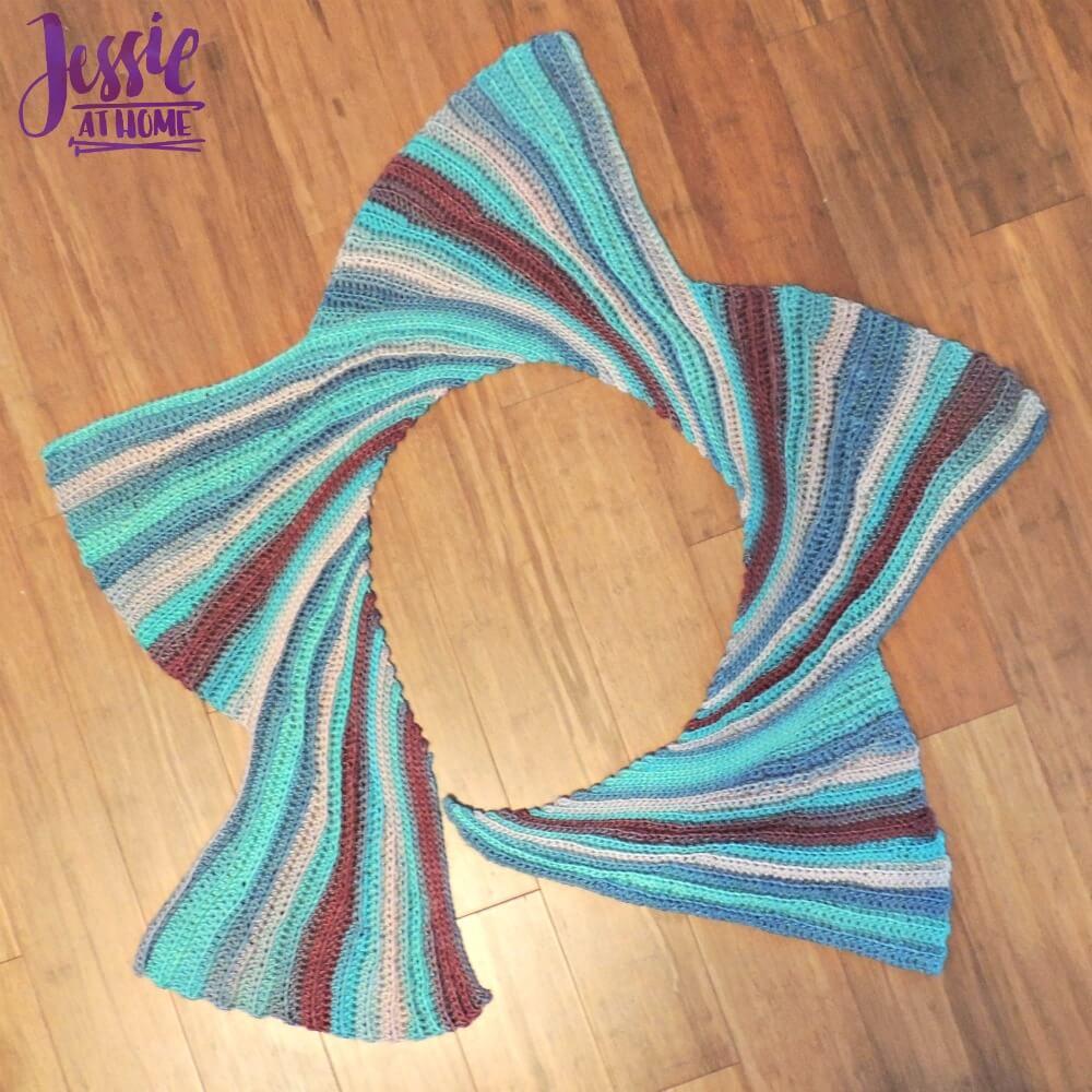 Slide - crochet pattern by Jessie At Home - 3