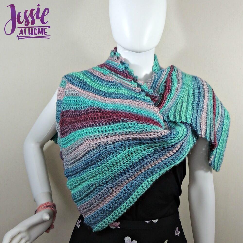 Slide - crochet pattern by Jessie At Home - 4
