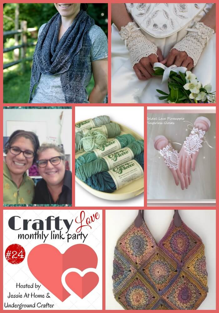 Crafty Love Link Party 24