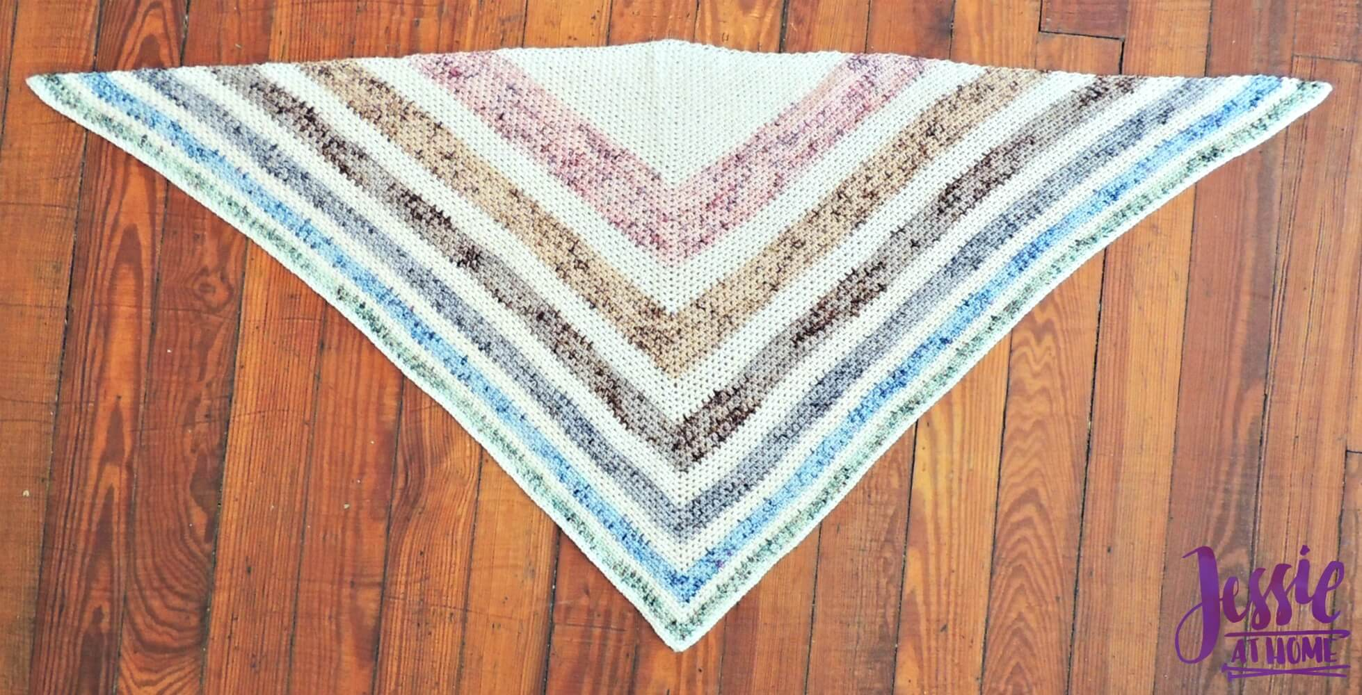 Tea Time - free crochet pattern by Jessie At Home - 4
