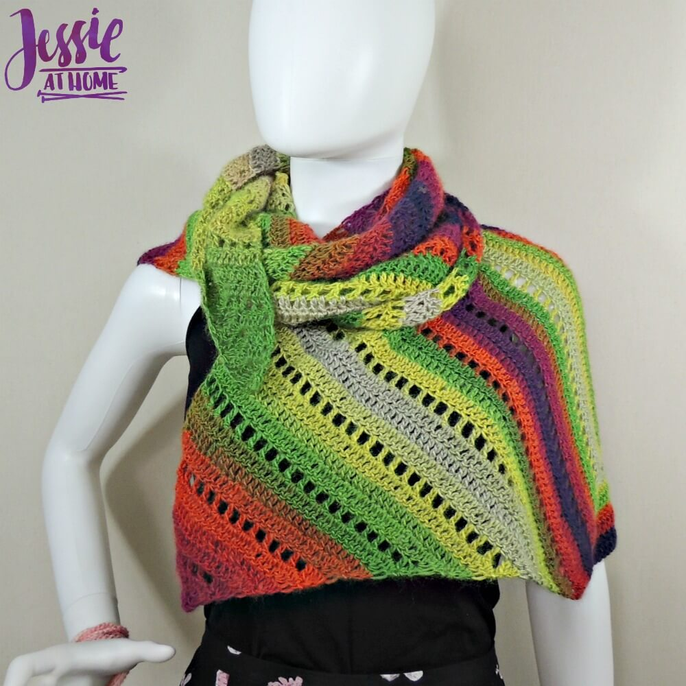 This Way Wrap - free crochet pattern by Jessie At Home - 2