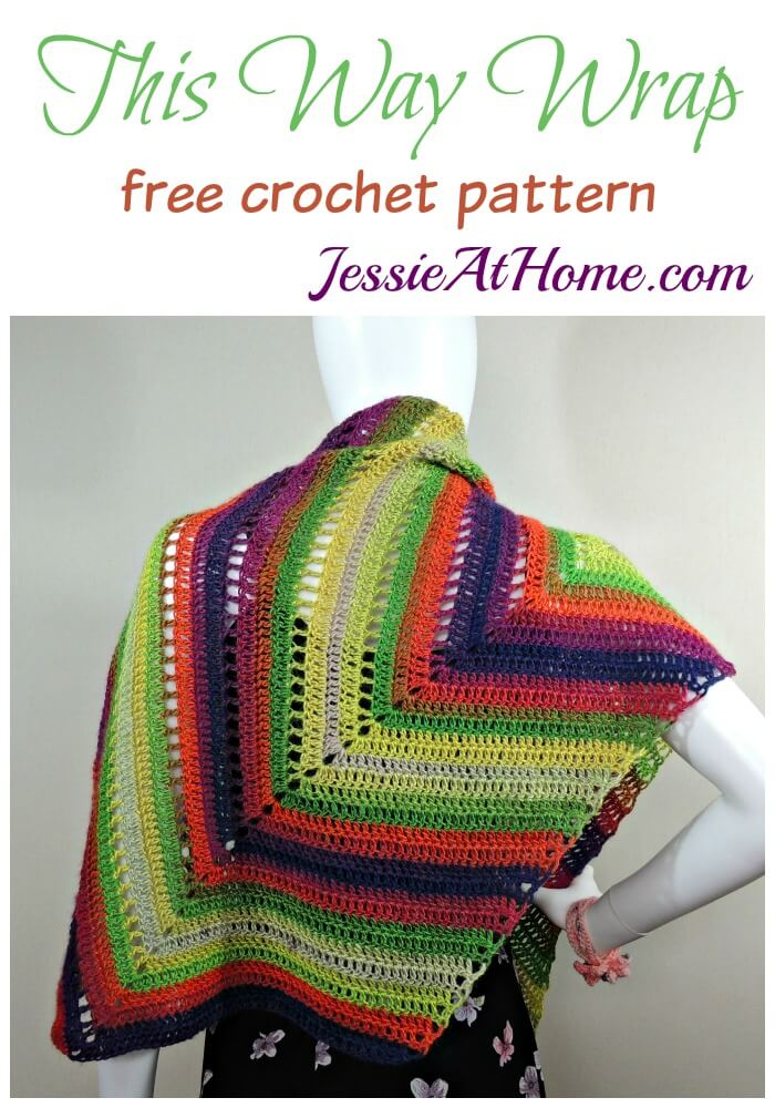 This Way Wrap - free crochet pattern by Jessie At Home