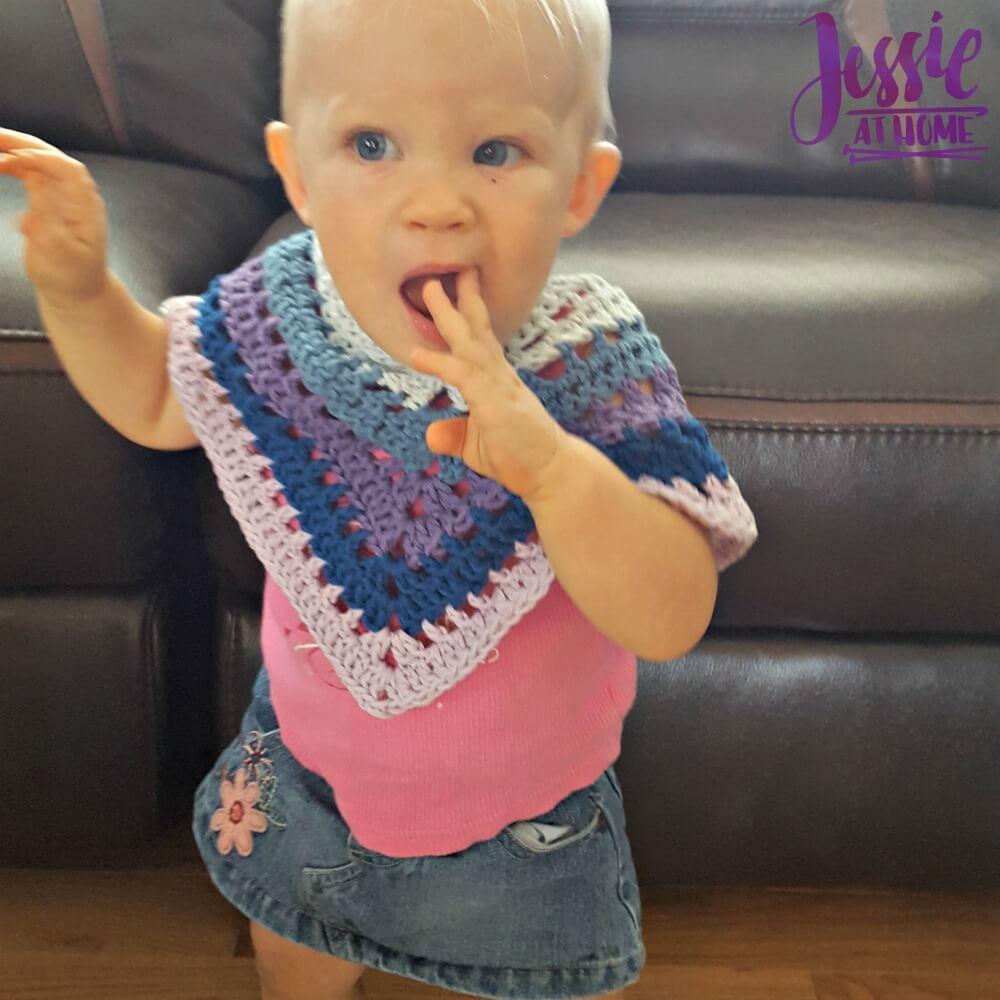 Evie Poncho | Jessie At Home
