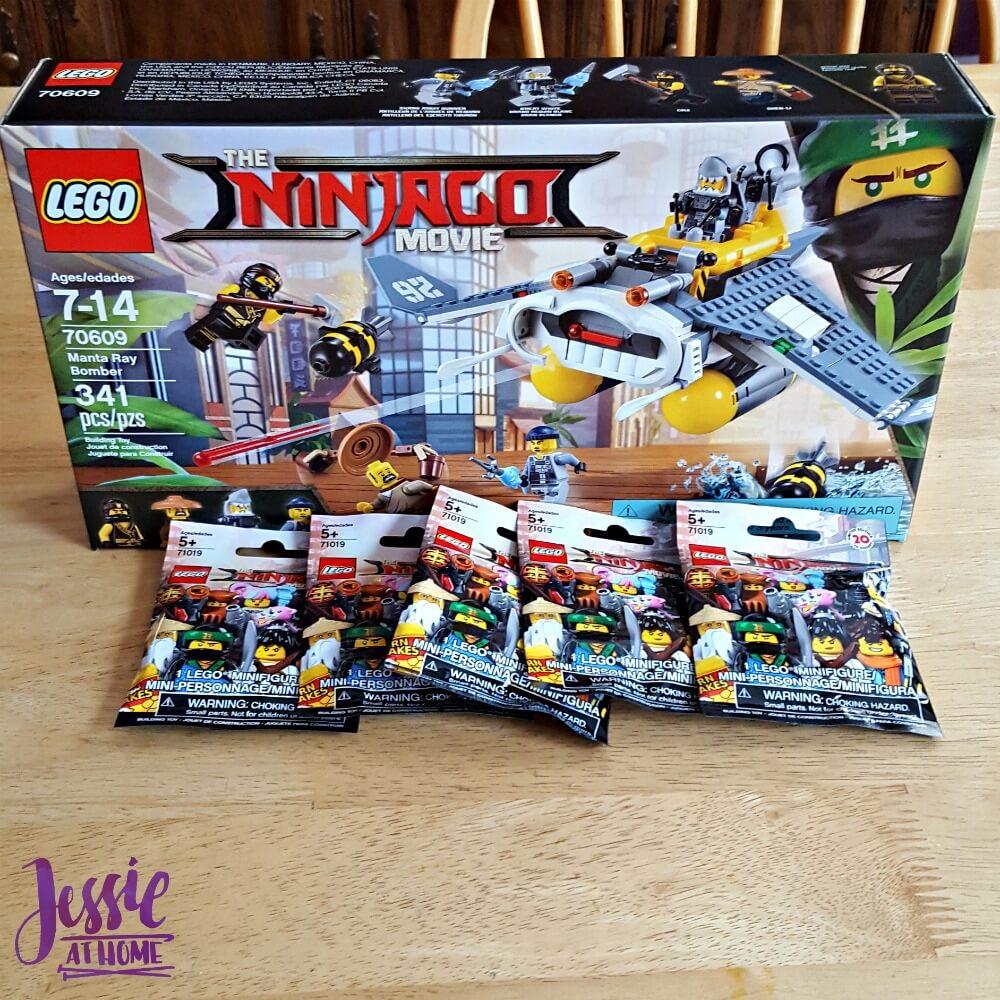 270d8fd47 LEGO NINJAGO Manta Ray Bomber!! | Jessie At Home