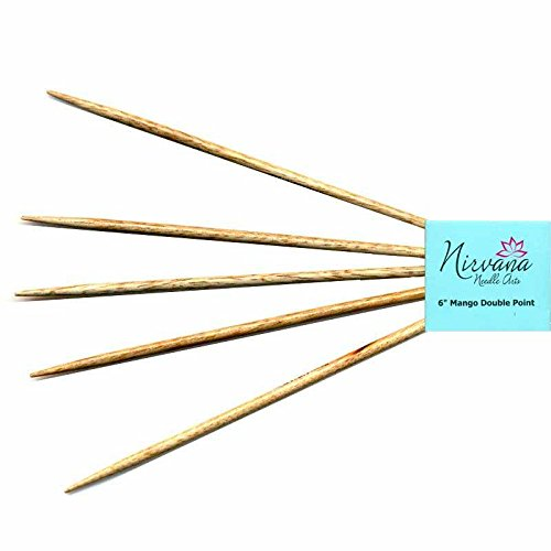 Nirvana Needle Arts Mango DPNs