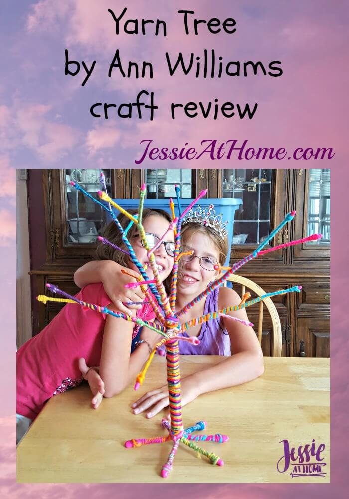 Yarn Tree by Ann Williams review from Jessie At Home