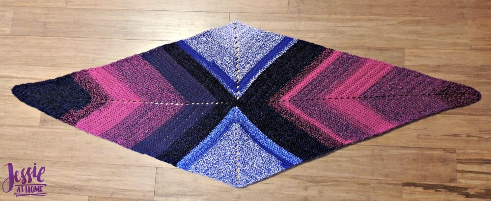 All Together Now free crochet pattern by Jessie At Home - 3