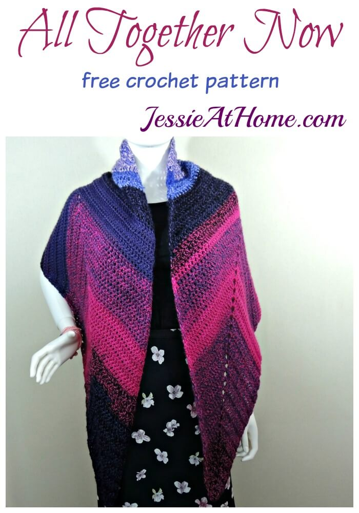 All Together Now free crochet pattern by Jessie At Home