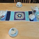 Flower Table Runner free crochet pattern by Jessie At Home - 1