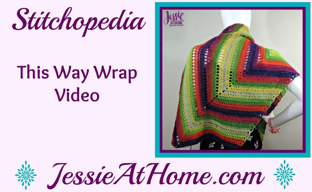 Stitchopedia - This Way Wrap Video cover