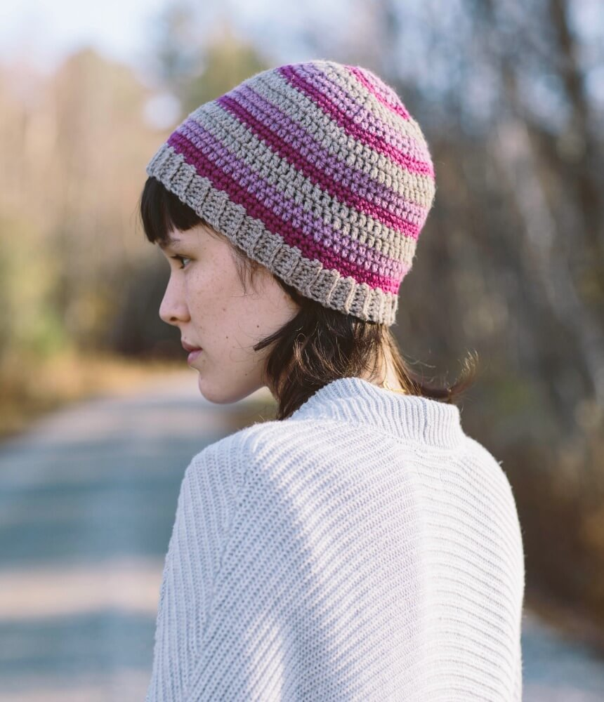 Ashmere Beanie Design Your Own Crochet Projects