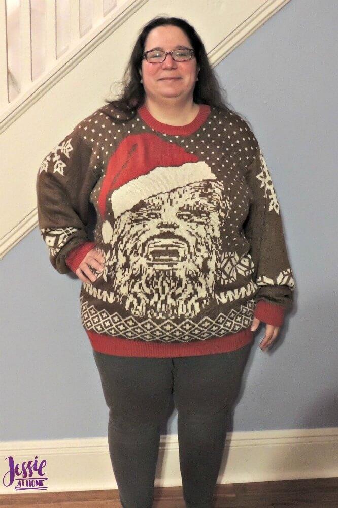 Ugly Christmas Sweater 2017