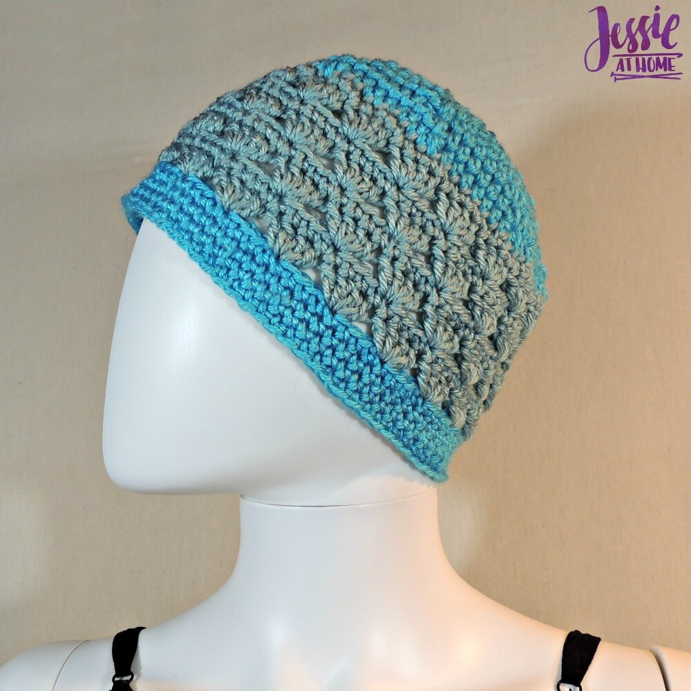 Winter Duo Hat free crochet pattern by Jessie At Home - 3