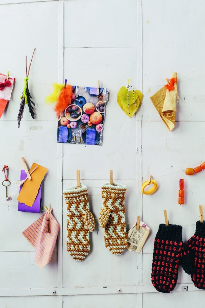 mittens Design Your Own Crochet Projects