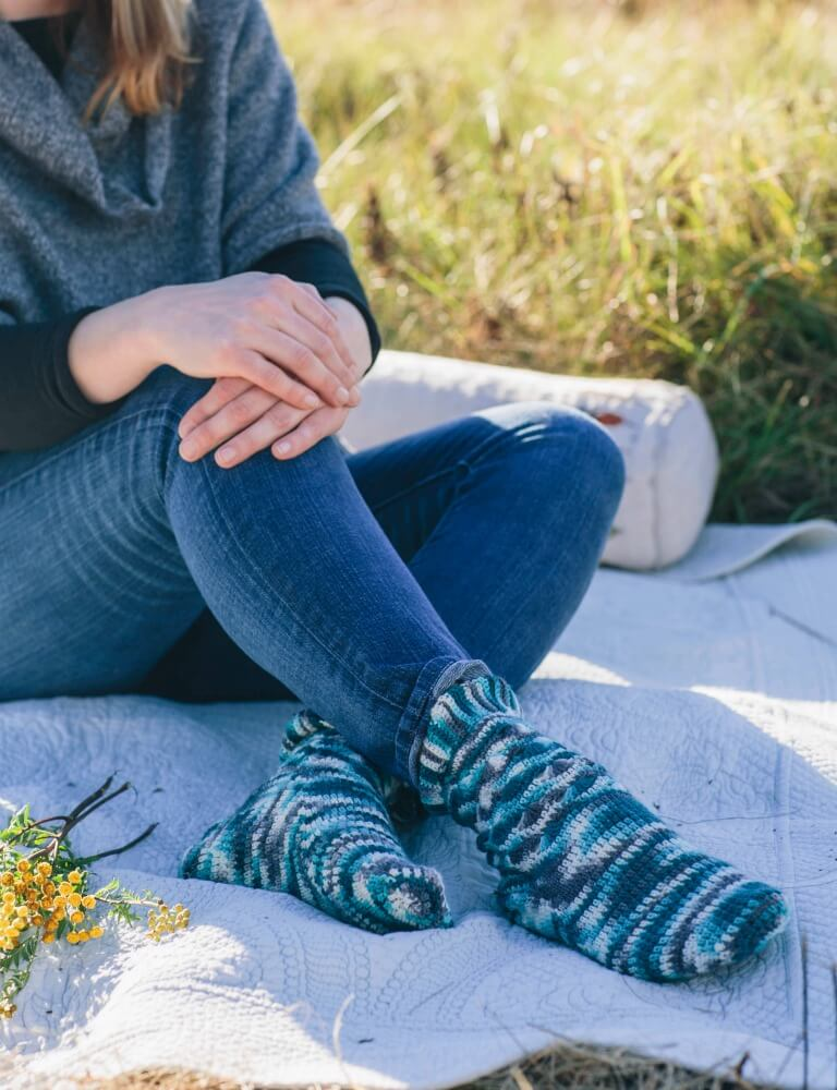 socks Design Your Own Crochet Projects
