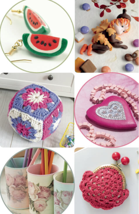 100 Little Christmas Gifts to Make collage