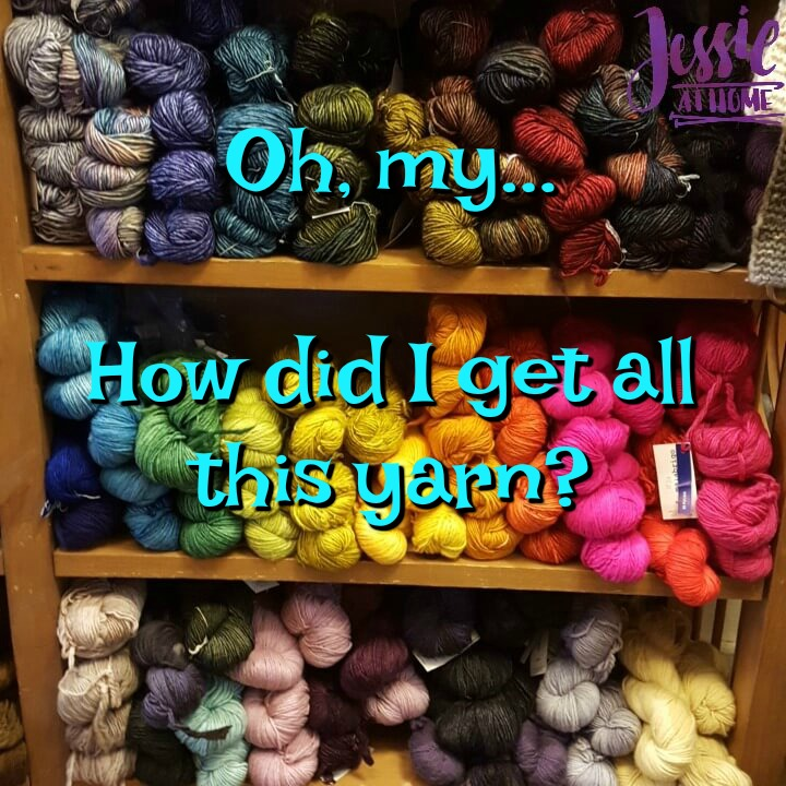 All this yarn