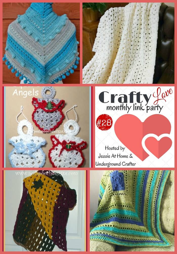 Crafty Love Link Party 28