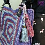 Denim Jewel Purse - free crochet pattern by Jessie At Home - 3