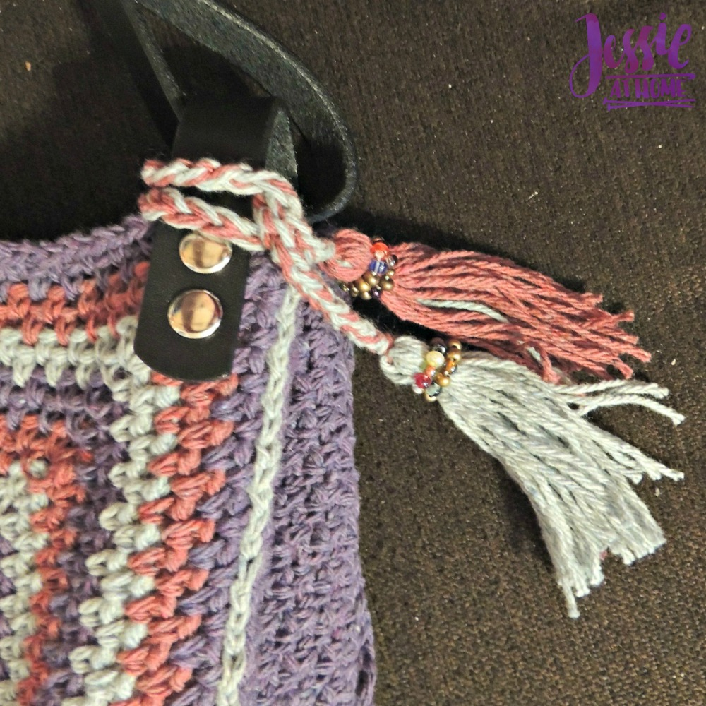 Purse Tassels - free pattern by Jessie At Home - 1