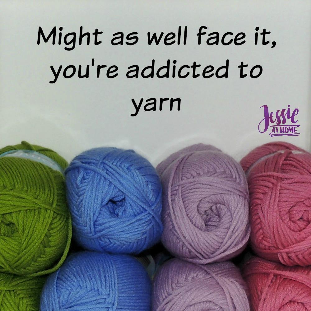 Addicted to yarn