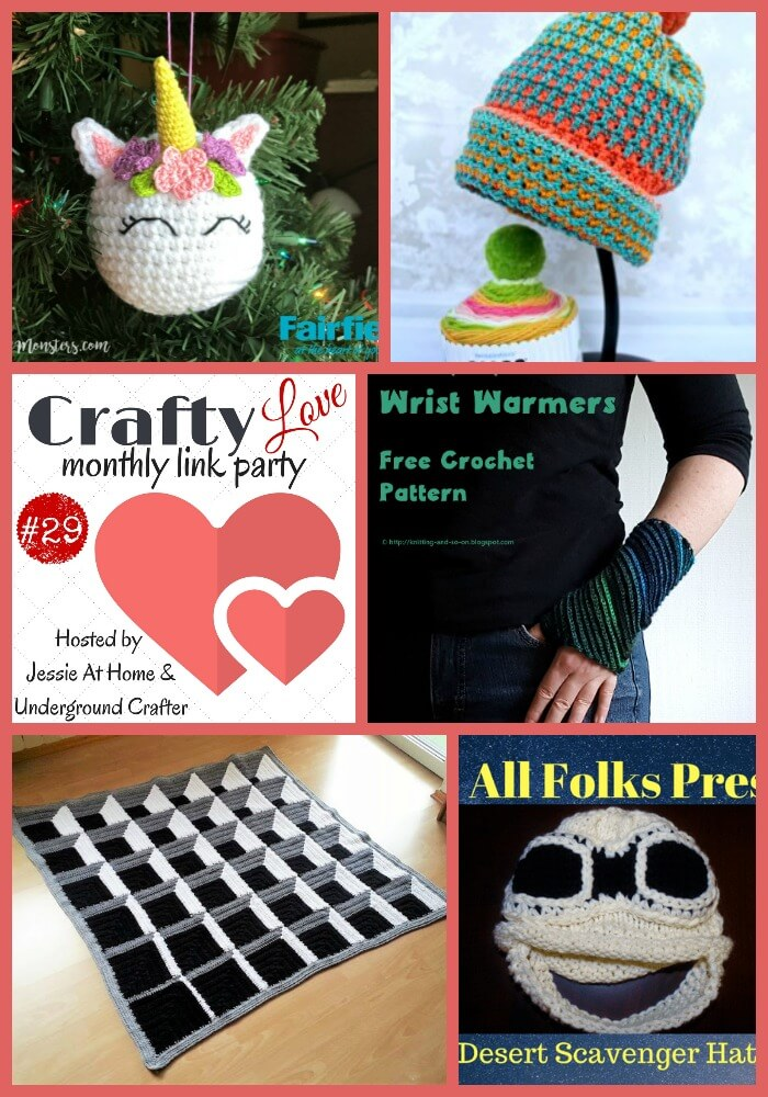 Crafty Love Link Party 29