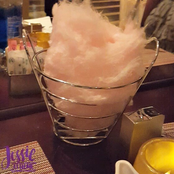Creativation 2018 Free Cotton Candy with Dinner!