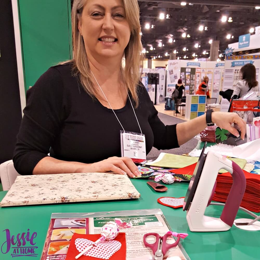 Creativation 2018 Fun with Clover
