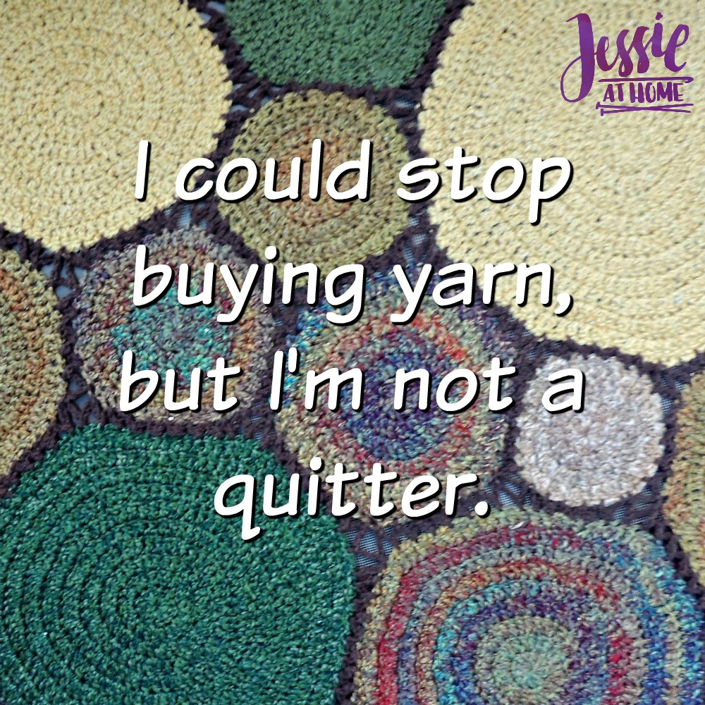 can't quit yarn
