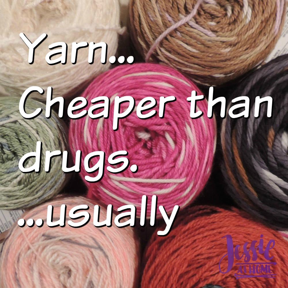 Cheaper than drugs