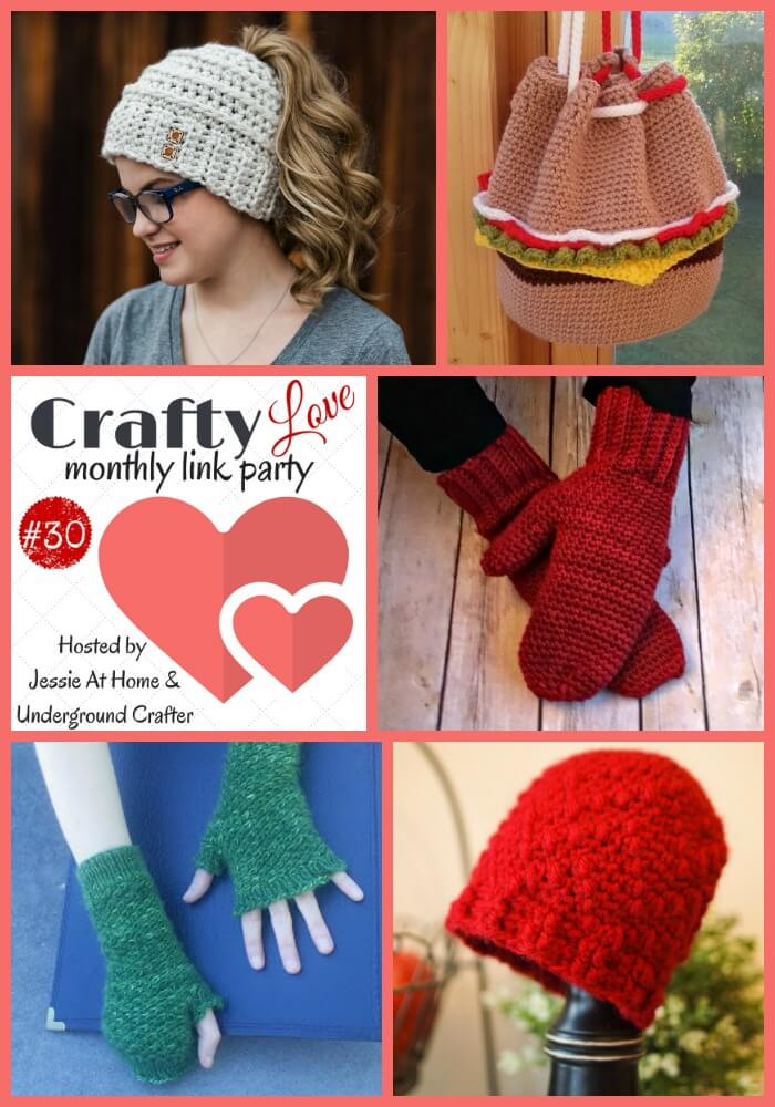 Crafty Love Link Party 30