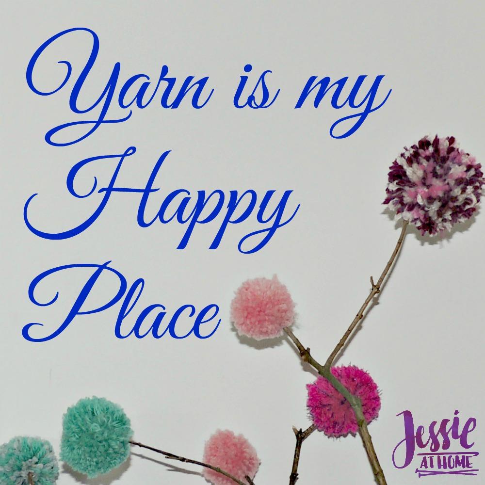 Happy yarn