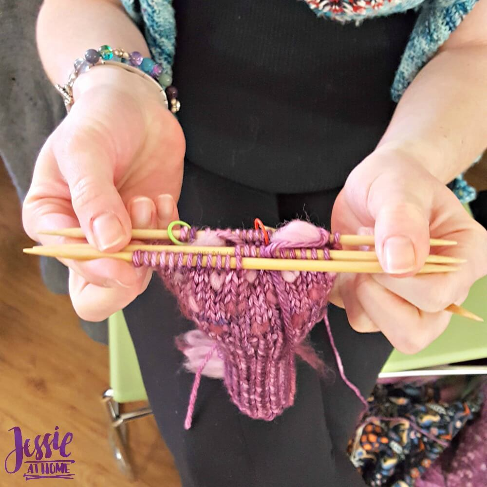 Susan Bates Extendable Stitch Holder review from Jessie At Home - 5
